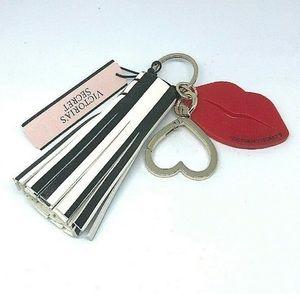 Victoria's Secret keychain, bag charm NWT
